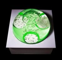 LED waterlichtbol vrijstaand, 40 x 40 cm (20L)