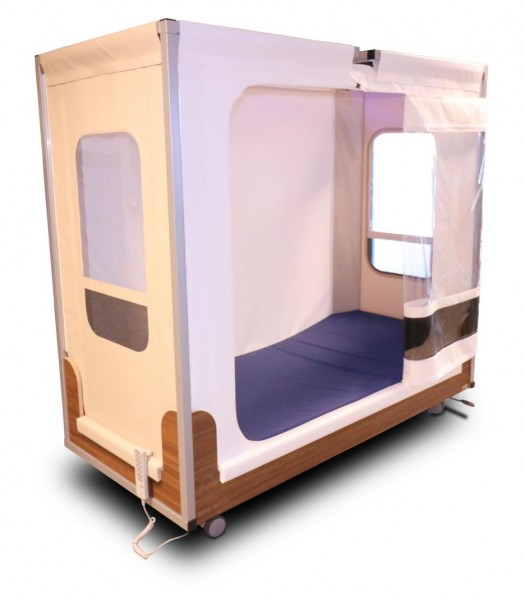 SoftFit Low tentbed