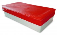 Waterbed Madrid, 140 x 200 x 25 cm